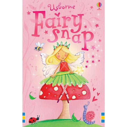 Fairy Snap Cards