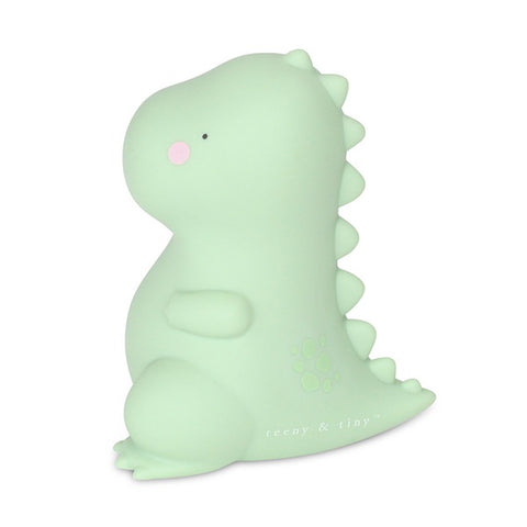 TEENY & TINY | T Rex Little Light - Pastel Green
