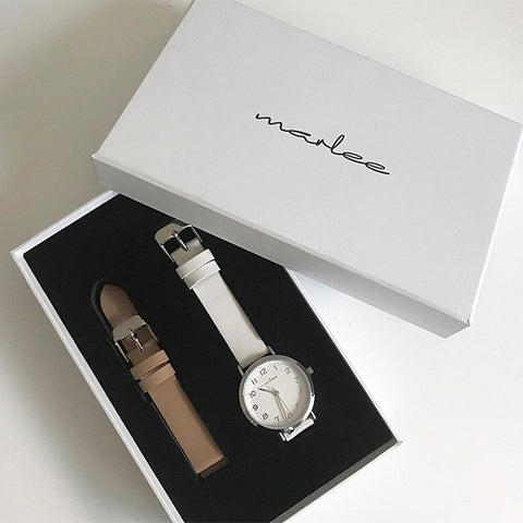 MARLEE WATCH CO | Coconut Box Set