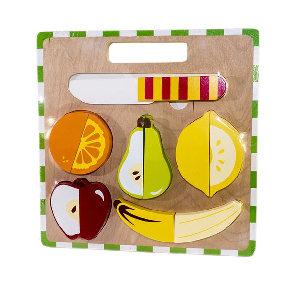 Fruit Slicing Puzzle