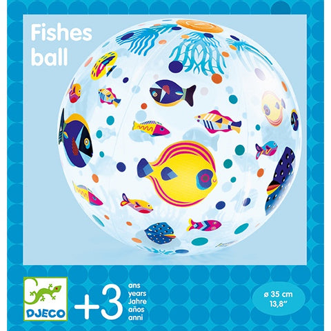 DJECO | Inflatable Fishes Ball