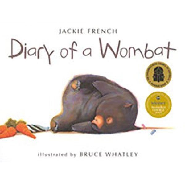 Diary of a Wombat H/B