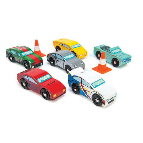 LE TOY VAN | Monte Carlo Sports Car Set