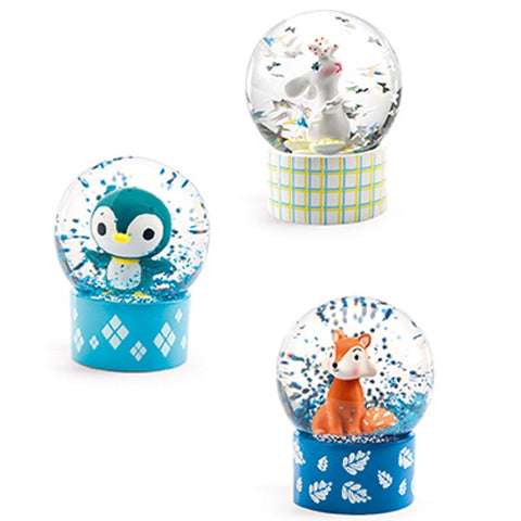 DJECO | So Wild Mini Snow Globe