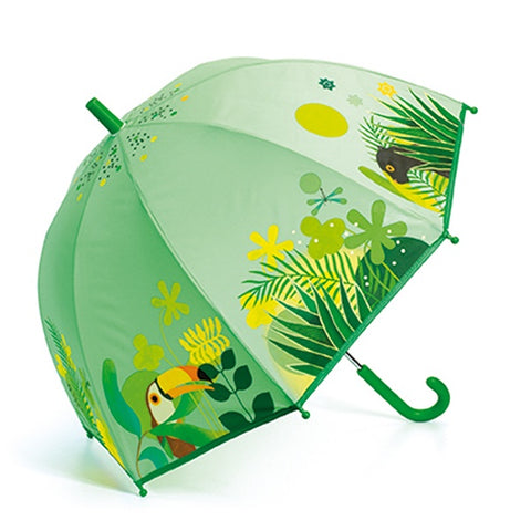 DJECO | Umbrella - Tropical Jungle