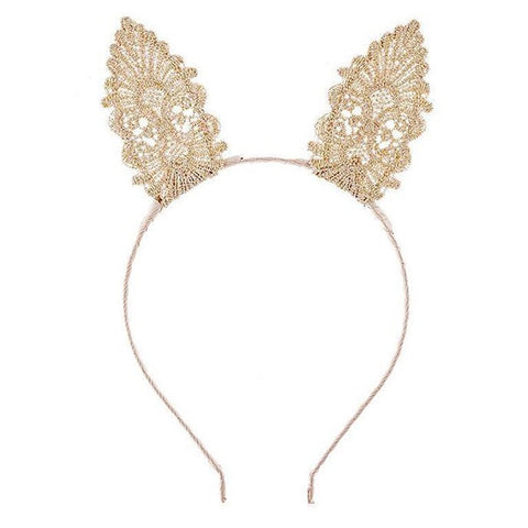 ARCH N OLLIE | Cottontail Basic Lace Headband