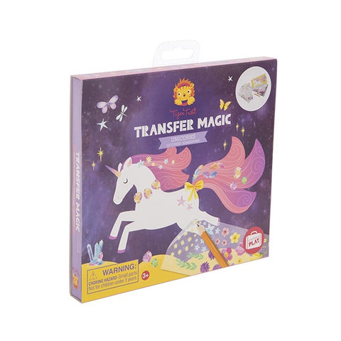 TIGER TRIBE | Transfer Magic - Unicorns