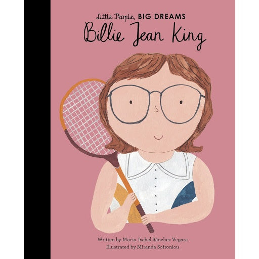 Little People, Big Dreams: Billie Jean King