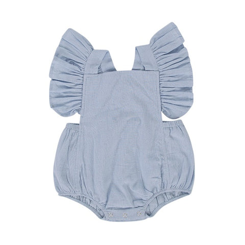 PEGGY | Ling Playsuit Winter Sky