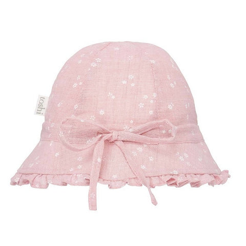 TOSHI | Bell Hat Milly Blush