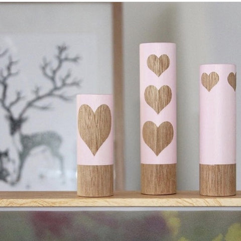Twine & Twig Heart Me Totems