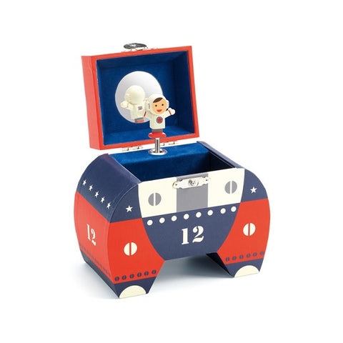 DJECO | Music Box Polo Spaceship