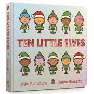 Ten Little Elves B/B