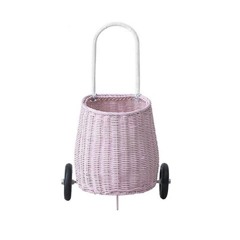 OLLI ELLA | Luggy Basket - Pink