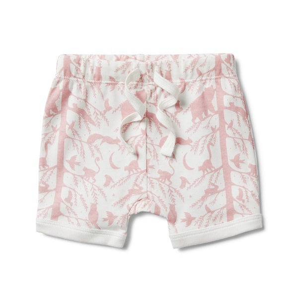 Wilson + Frenchy Pink Adventure Awaits Shorts