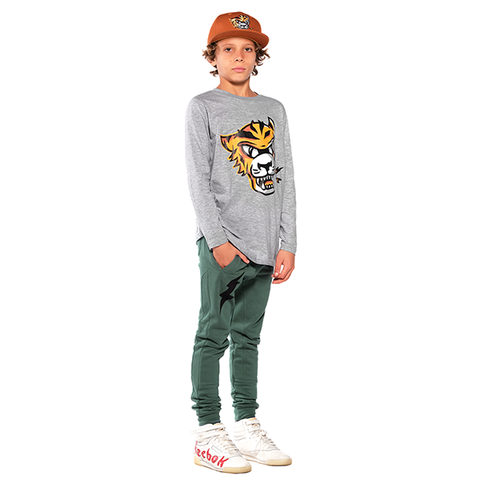 BAND OF BOYS | Lightning Strike Skinny Trackies