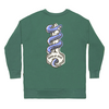 BAND OF BOYS | Snake Key Fleece Pocket Classic Crew