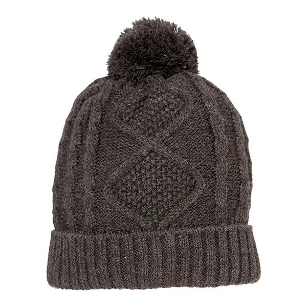 Toshi Beanie Brussels - Charcoal