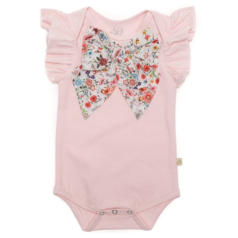**PRE ORDER** ALEX & ANT | Bowie Romper - Pink