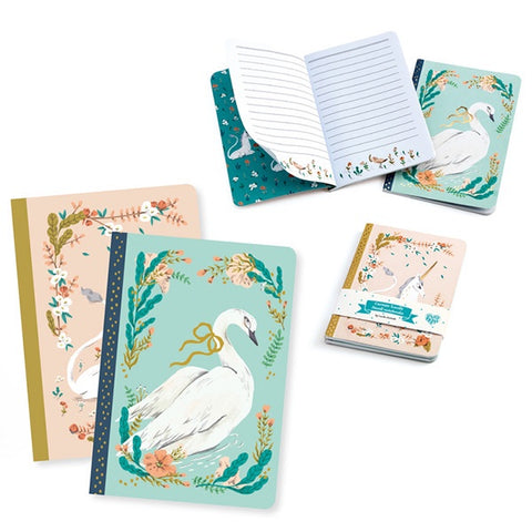 Lucille 2 Set Little Notebooks