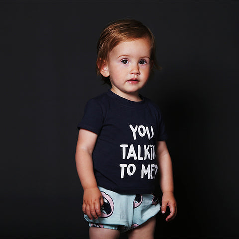 ANARKID | You Talkin To Me Tee