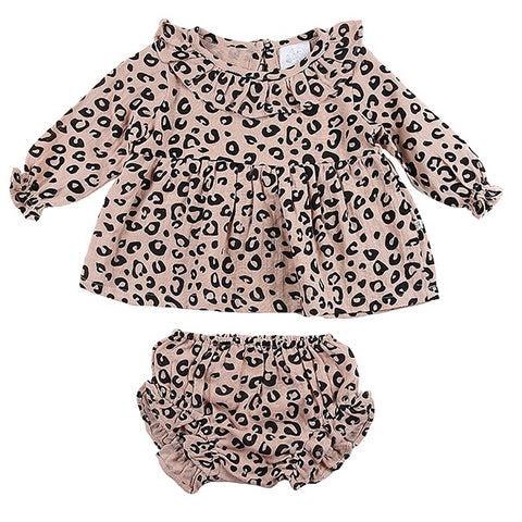 ALEX & ANT | Ellie Set - Blush Leopard