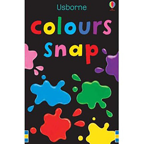 Colours Snap Cards