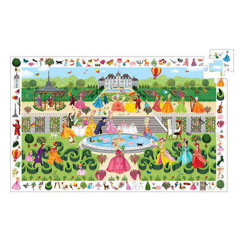 Garden Party - 100pc Observation Puzzle