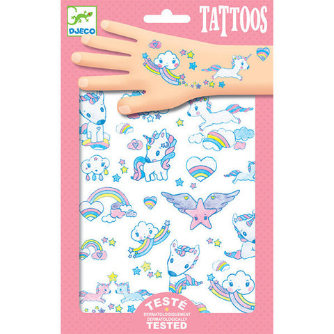 Unicorns Tattoos