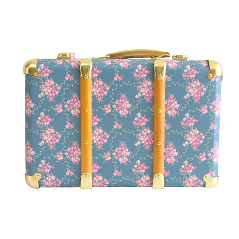 ALIMROSE | Vintage Style Carry Case - Wildflower