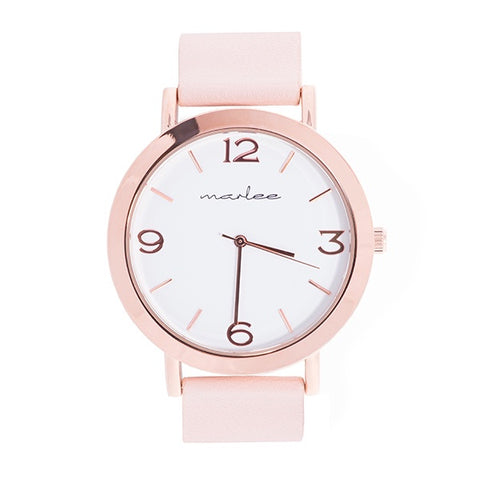 MARLEE WATCH CO | Adult Blush