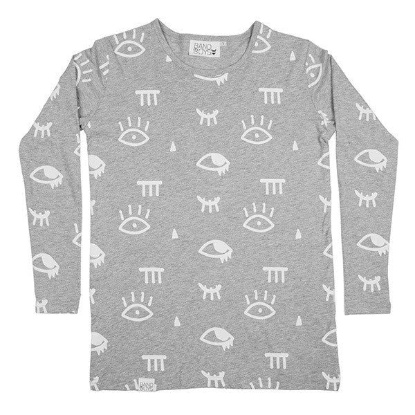 Band of Boys L/S Tee Seeing Eyes