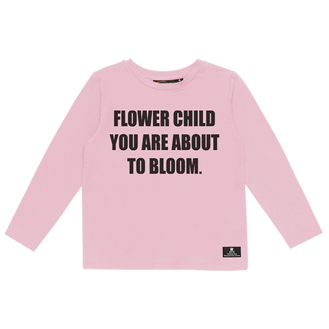 ROCK YOUR BABY | Flower Child T-Shirt