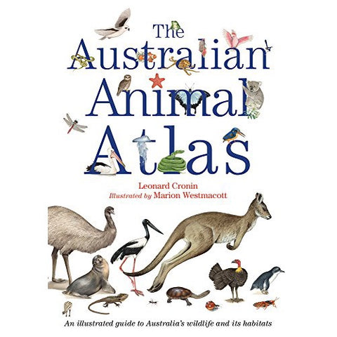 The Australian Animal Atlas