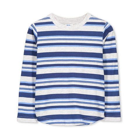 MILKY | Multi Stripe Tee