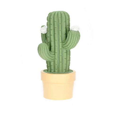 Light Up Plastic Gifts Cactus