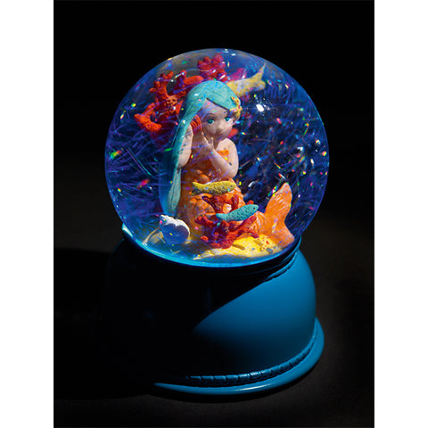 DJECO | Globe Night Light Mermaid