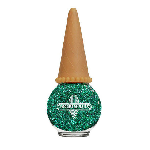 I Scream Nails - Mint Pattie Nail Polish