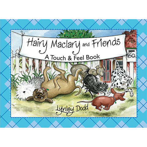 Hairy Maclary and Friends: Touch & Feel B/B