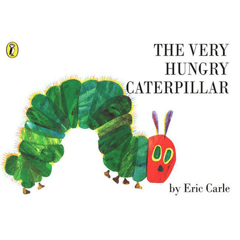 The Very Hungry Caterpillar B/B