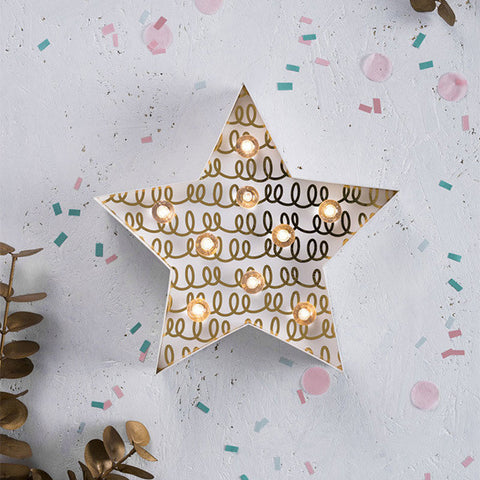 Little Paper Co. Little Paper Shape Star