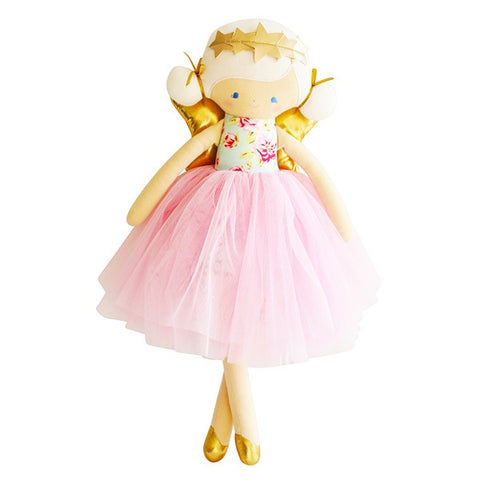 Alimrose Willow Fairy Doll - Blue Pink