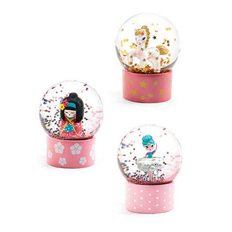 DJECO | So Cute Mini Snow Globe
