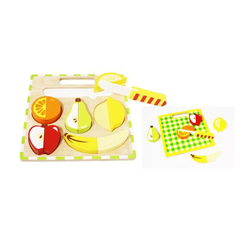 KIDDIE CONNECT | Fruit Slicing Puzzle