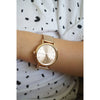 Marlee Watch Co Mesh Rose Gold