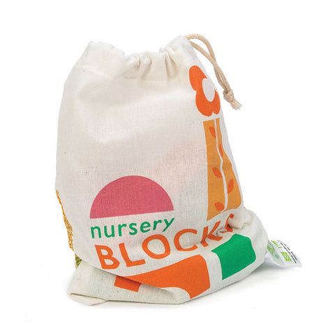 TENDER LEAF TOYS | Nursery Blocks In A Bag