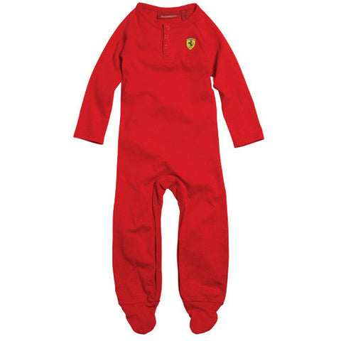 BABY NIGHT SUIT FERRARI