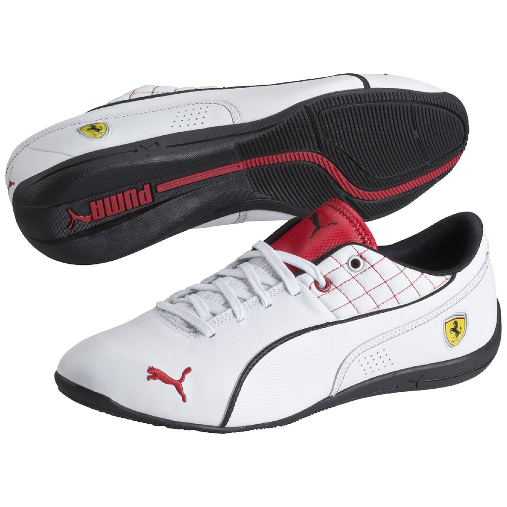 DRIFT CAT 6 SF FLASH White - Rosso Corsa