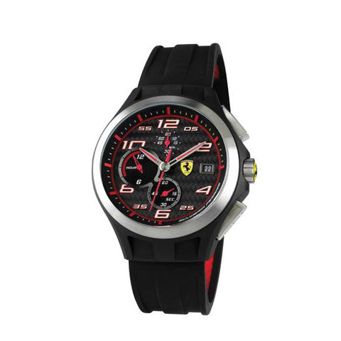 F1 LAP TIME BLACK 44MM