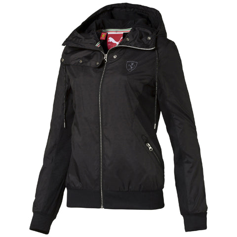 FERRARI LIGHTWEIGHT JACKET WMN Black